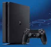 PlayStation 4 SLIM 500GB,1TB