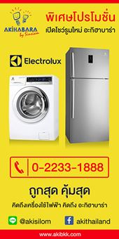Electrolux  Home Electronics Fair